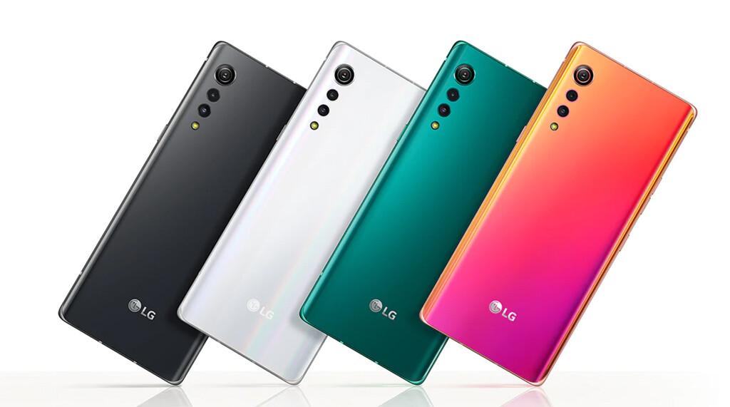 LG confirma qué móviles actualizarán a Android 12 y Android 13