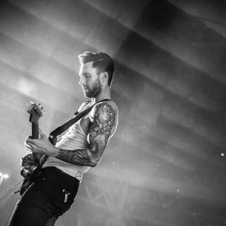 Adam Levine Tatuaje