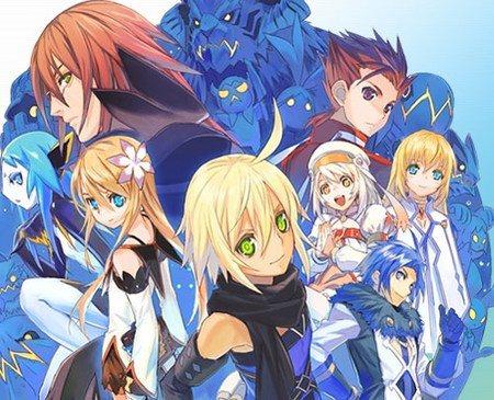 'Tales of Symphonia: Dawn of the New World' llegará a Europa en otoño