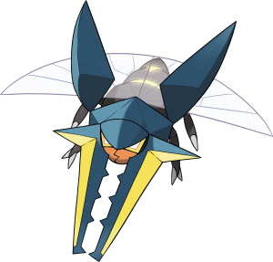 Pokemon Sol Luna Vikavolt