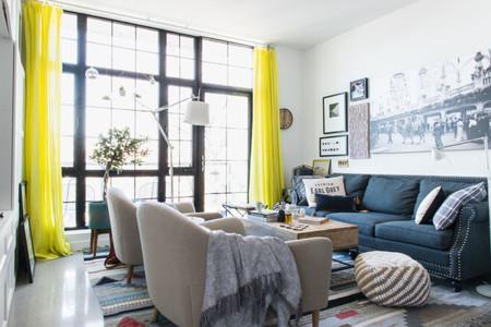 La semana decorativa: ¿te atreves con el azul? ¿Y con el amarillo?