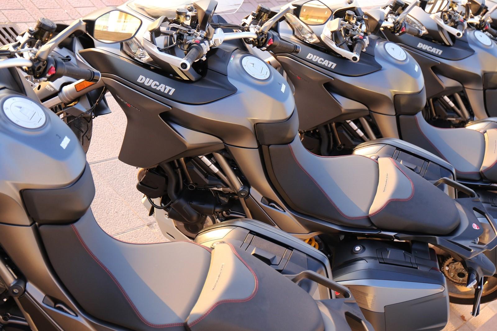 Foto de Ducati Multistrada 1260 2018 prueba (17/21)