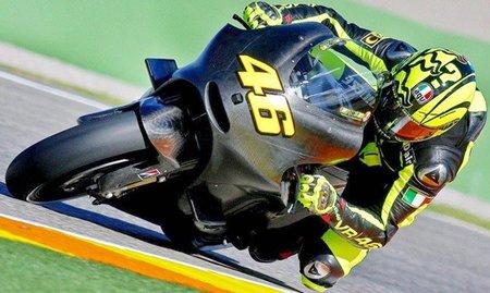 La foto más esperada del año: Valentino Rossi ya rueda con la Ducati