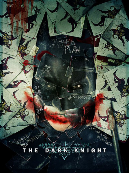 'The Dark Knight', nuevo y genial póster del regreso del caballero oscuro