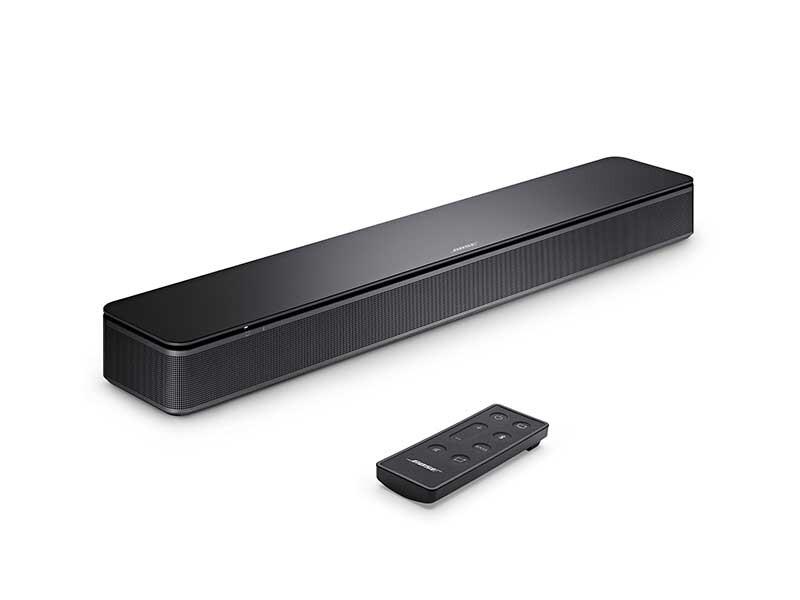 Bose ya tiene a la venta su nueva barra de sonido: es la Smart Soundbar 300, un sistema compacto que se puede controlar con la voz