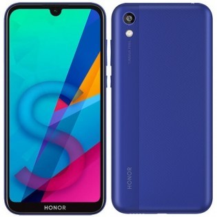 Honor 8s azul