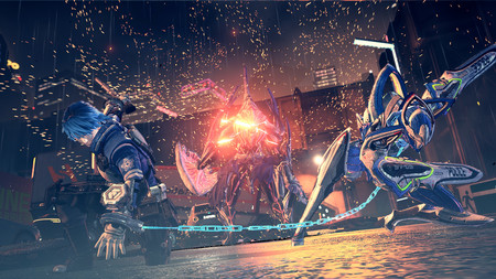 Aquí tienes media hora de gameplay de Astral Chain de la mano de su director [GC 2019]