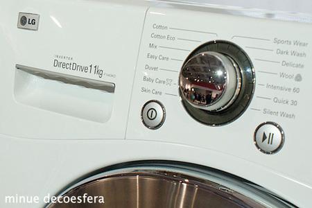 presentación - lavadora-lg detalle carga