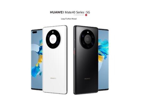 Huawei Mate 40 Series Oficial