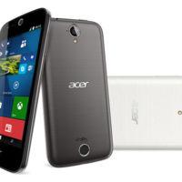 Acer Liquid M330: Windows 10 Mobile y 4G por menos de 100 euros