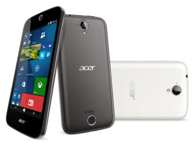 Acer Liquid M330: Windows 10 Mobile y 4G por menos de 100 euros