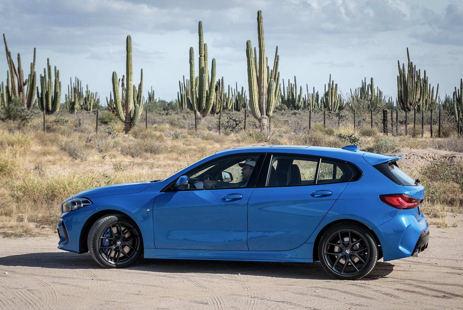 BMW 118i M Sport (lanzamiento)