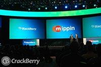Mippin anuncia soporte para BlackBerry OS