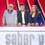 Luis Larrodera sustituye a Jordi Hurtado al frente de 'Saber y Ganar'