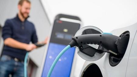 Electric Car Charging 03