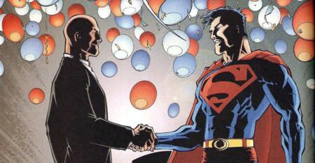 Adventures Of Superman 586 2001