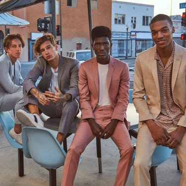 Las rebajas de TOPMAN llegan para no dejar ir estos trajes para el verano por menos de 100 euros