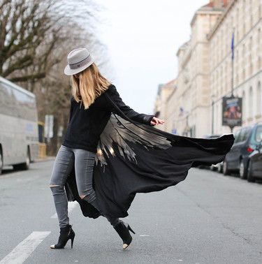 No copies, solo inspírate en estos 13 looks de street style perfectos