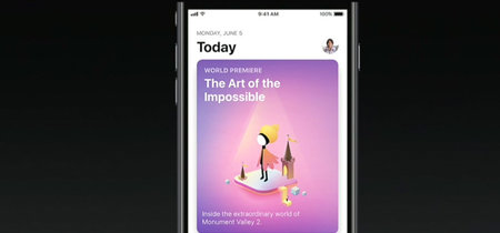 La primera beta de iOS 11 ya está disponible para desarrolladores