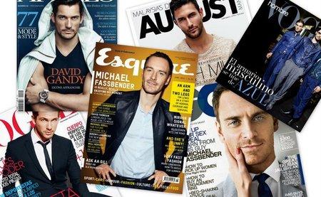 El Kiosko de Trendencias Hombre. Más portadas de Primavera-Verano 2012 (I)