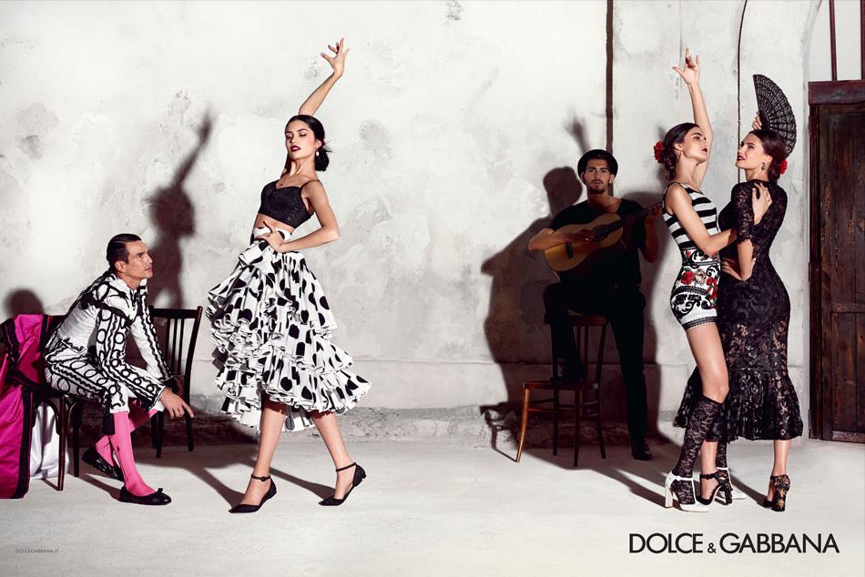 Foto de Dolce & Gabbana campaña Primavera-Verano 2015 (5/11)