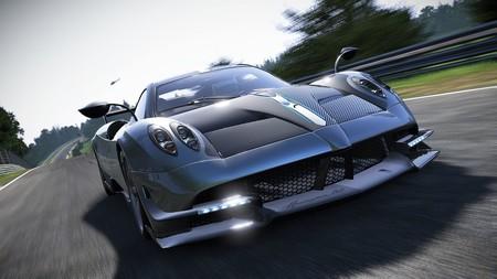 Project CARS lanza su versión gratuita en Steam en colaboración con Pagani Automobili