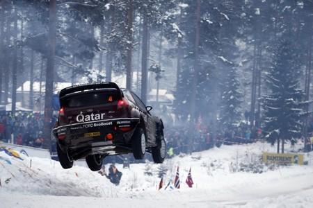 El Rally de Suecia de 2014 en la cuerda floja
