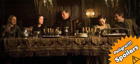 """'Juego de Tronos' 3x09: """"Los Lannister envían recuerdos"""""""
