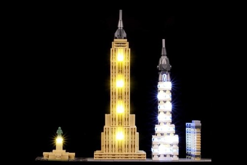 Los mejores kits de iluminación Led para Lego según los comentaristas de Amazon