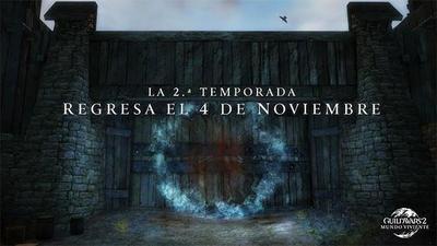 La batalla continua y la segunda temporada de Guild Wars 2 también