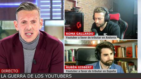Prat Junto A Los Youtubers Roma Gallardo Y Ruben Gisbert Mediaset