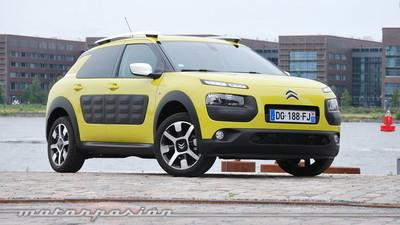 Citroën C4 Cactus: ahora, también con motor PureTech 82