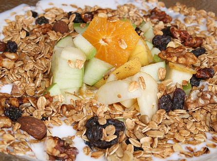 Desayunar con fibra aumenta la quema de grasas en el posterior ejercicio