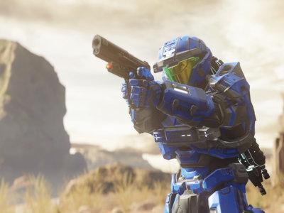 La creación de mapas de Halo 5 llegará a Windows 10 en septiembre con el modo Forge
