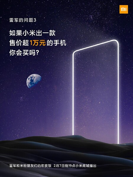 Xiaomi Futuro Smartphone