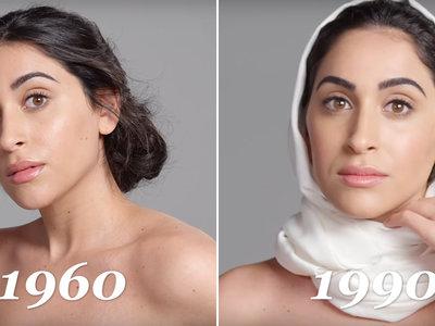 Así ha cambiado la imagen de las mujeres de Oriente Medio a lo largo de los últimos cien años