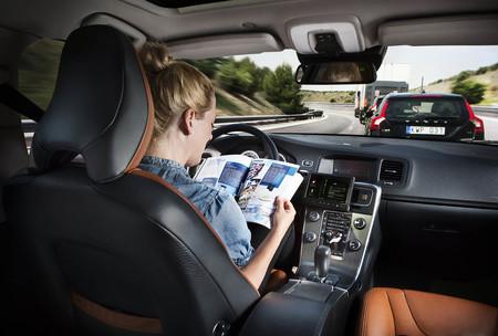 Conducción autónoma conducción aumentada