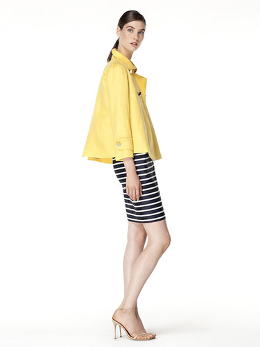Carolina Herrera CH Primavera-Verano 2014: el glamour de los 70