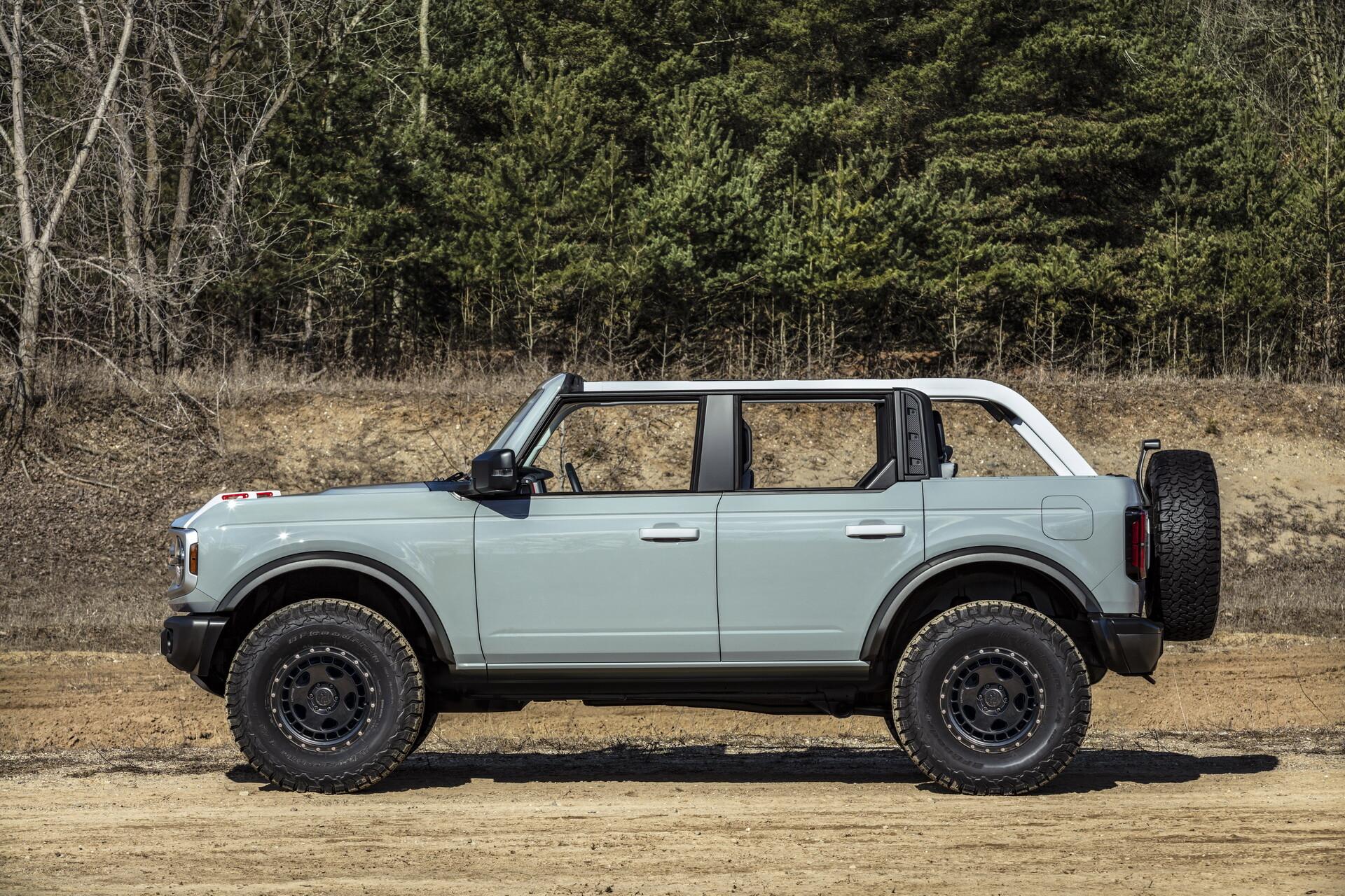 Foto de Ford Bronco (13/30)