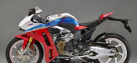 Que Honda pueda estar desarrollando una V4 temible para el SBK no es tan descabellado, ya lo hizo antes