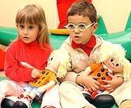 Braillín, un muñeco que fomenta la integración social a través del juego