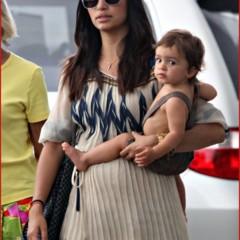 Foto 11 de 12 de la galería las-modelos-muestras-orgullosas-sus-embarazos en Poprosa