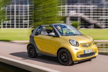Nuevo Smart Fortwo Cabrio, así es la nueva generación del más pequeño de los convertibles