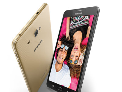 Samsung Galaxy J Max, pantalla de 7 pulgadas para la gama de entrada