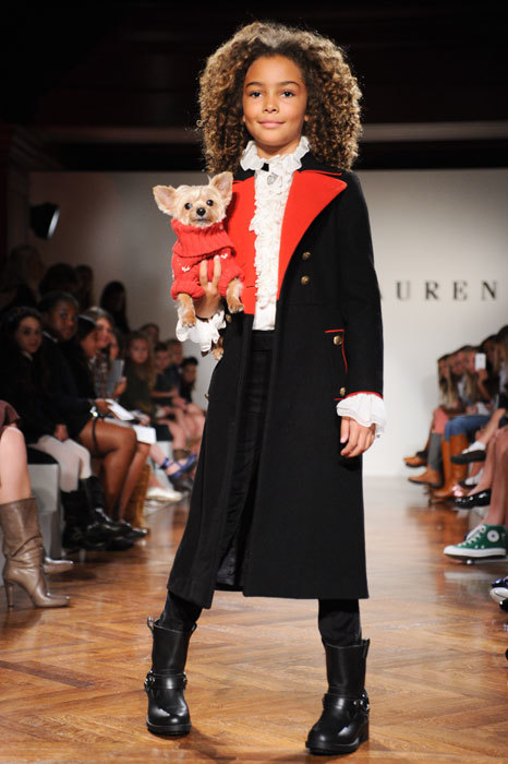 Foto de Especial moda infantil: Ralph Lauren y Gucci, estilo de adultos adaptado a los más pequeños (6/19)