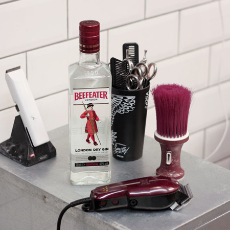 10 Rocket Barber Neil Scothon Beefeater