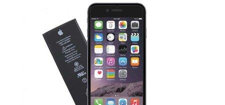 El reemplazo de las baterías del iPhone 6 Plus en México se podrían retrasar hasta marzo o abril