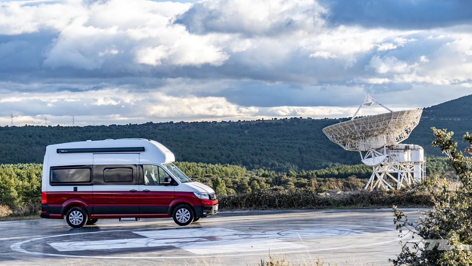 Foto de Volkswagen Grand California 2021, prueba (16/28)