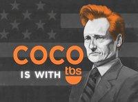 Conan O'Brian presentará un latenight en la cadena de cable TBS