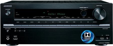 Onkyo TX-NR636 con 7.2 canales y Dolby Atmos